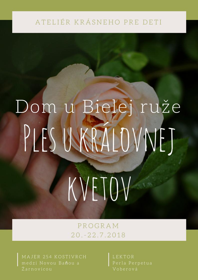 program detský ateliér)